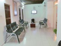 Sharjah Heritage Hostel: reception