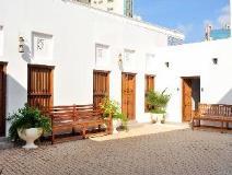 Sharjah Hostel: interior