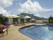 Regal HongKong Hotel: swimming pool