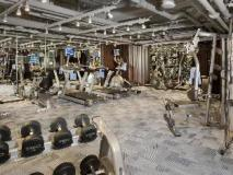 Regal HongKong Hotel: fitness room