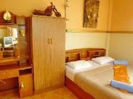 Standardzimmer mit Klimaanlage