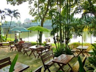 Hollanda Montri Guesthouse Chiang Mai - Garten