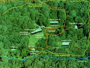 Chambers Wildlife Rainforest Lodges Atherton Tablelands - Surroundings