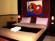 Inpeng Hotel & Resort: beach