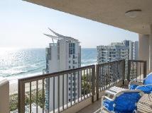 BreakFree Longbeach Hotel: balcony/terrace