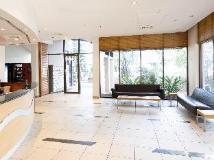 BreakFree Longbeach Hotel: reception