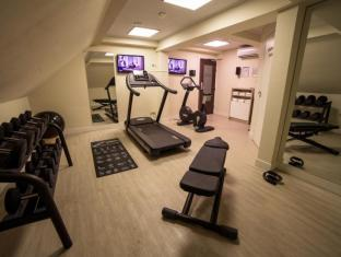 Boutique Hotel Notting Hill Amsterdam - Salle de fitness