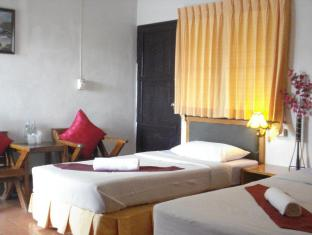 City Home Guest House Chiang Rai - Twin Bed