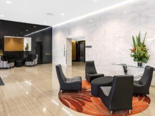 Meriton Serviced Apartments Adelaide Street Brisbane - Lobby