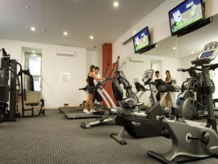 Meriton Serviced Apartments Broadbeach Gold Coast - Fitness Room