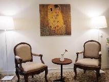 Feliz Telcon Hotel: lobby