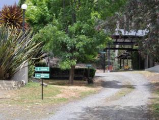 Oyster Cove Chalet Hobart - Driveway