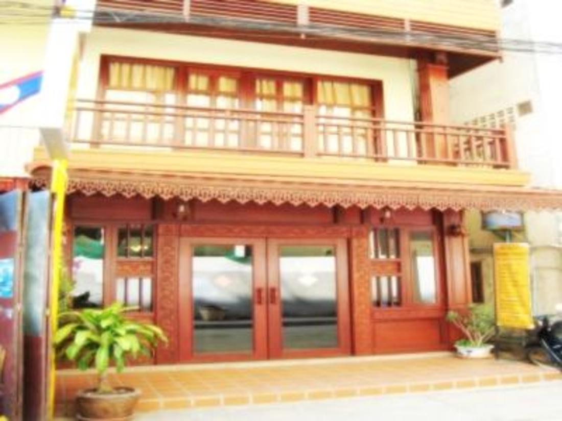 Exterior de l'hotel
