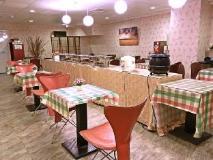 Good Friend Business Traveler Hotel: restaurant