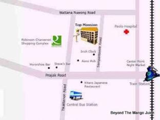 Top Mansion Udon Thani Udon Thani - Map