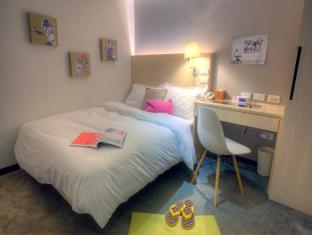 SWIIO Hotel Taipei - Guest Room