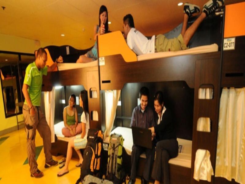 サグバテル ファミリー ホテル8