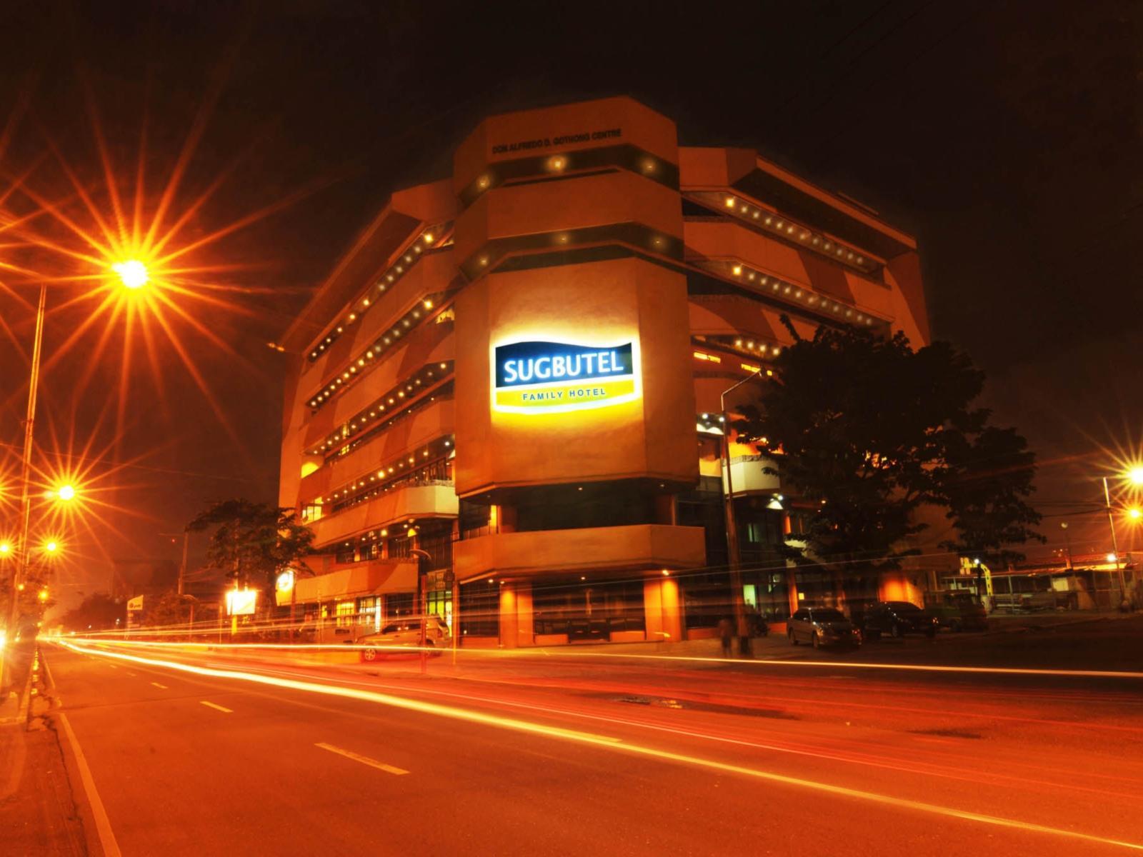 サグバテル ファミリー ホテル1