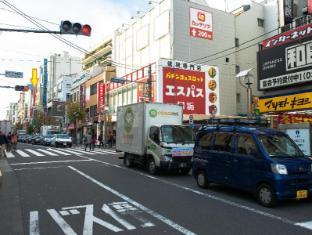 Tokyo Plaza Hotel Tokyo - Map
