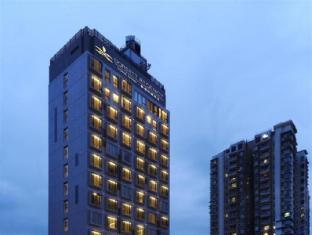 Dorsett Regency Hotel, Hong Kong Hongkong - A szálloda kívülről