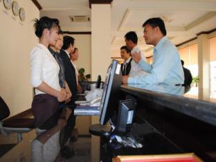Khounxay Hotel Vientián - Recepción