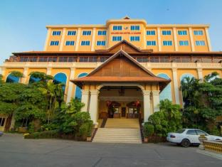 Golden Sea Hotel & Casino Sihanoukville - Gold Building