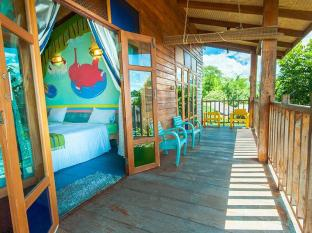 Baan Chokdee Pai Resort Pai - Balcony/Terrace