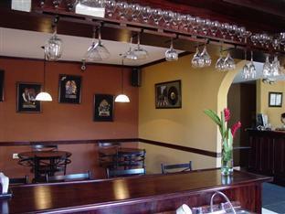 Berlor Airport Inn Alajuela - Breakfast Area