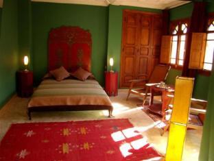 Dar Taliwint Hotel Marrakech - Green Room