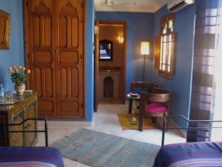 Dar Taliwint Hotel Marrakech - Blue Room