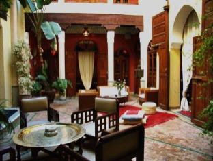 Dar Taliwint Hotel Marrakech - Patio