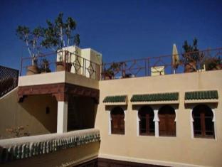 Dar Taliwint Hotel Marrakech - Terrace