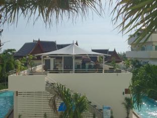 富納華度假村 布吉 - 陽台/露台
