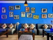 Living Room Hotel: food and beverages