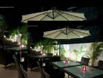 Living Room Hotel: restaurant