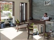 Living Room Hotel: reception