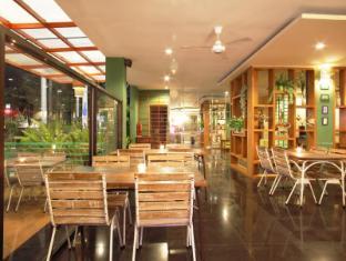 Spazzio Bali Hotel Bali - Restoran