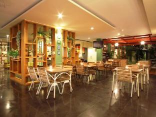 Spazzio Bali Hotel Bali - Restaurang
