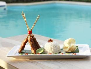 Spazzio Bali Hotel Бали - Ресторант