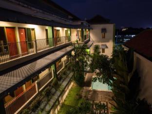 Spazzio Bali Hotel Bali - Hotel z zewnątrz