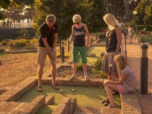 Camping Village Fabulous Rome - Golf Course