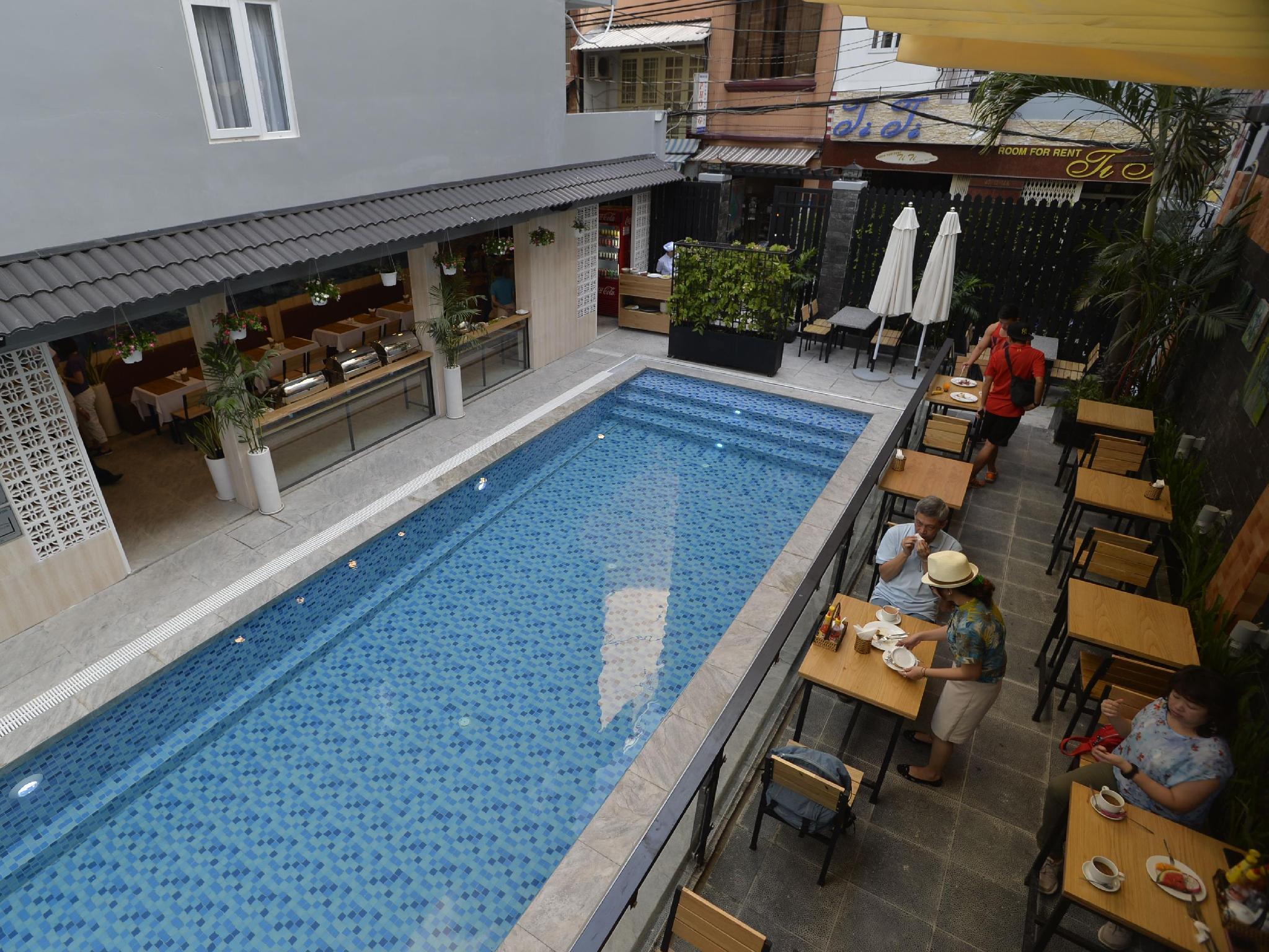 ビューティフル サイゴン ブティック ホテル14