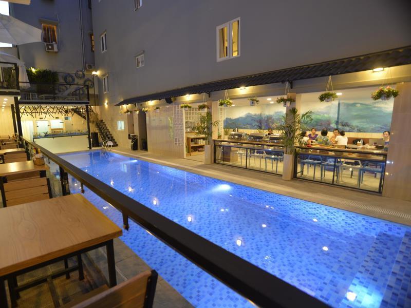 ビューティフル サイゴン ブティック ホテル6