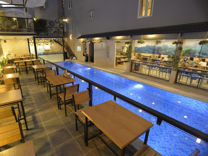 ビューティフル サイゴン ブティック ホテル11
