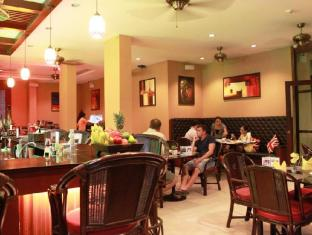 Patong Hemingway's Hotel Phuket - Restoran
