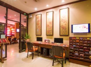 巴東海明威的飯店 普吉島 - 大廳