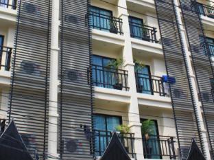 Patong Hemingway's Hotel بوكيت - المظهر الخارجي للفندق