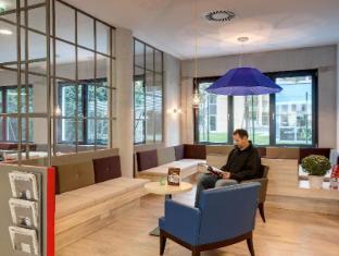 MEININGER Hotel Wien Downtown Franz Dunaj - avla