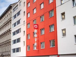 MEININGER Hotel Wien Downtown Franz Dunaj - zunanjost hotela