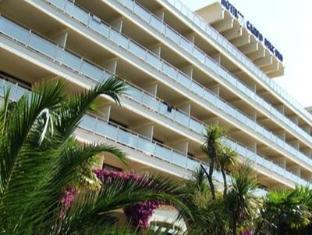 Hotel Campo Dell Oro Ajaccio - Exterior